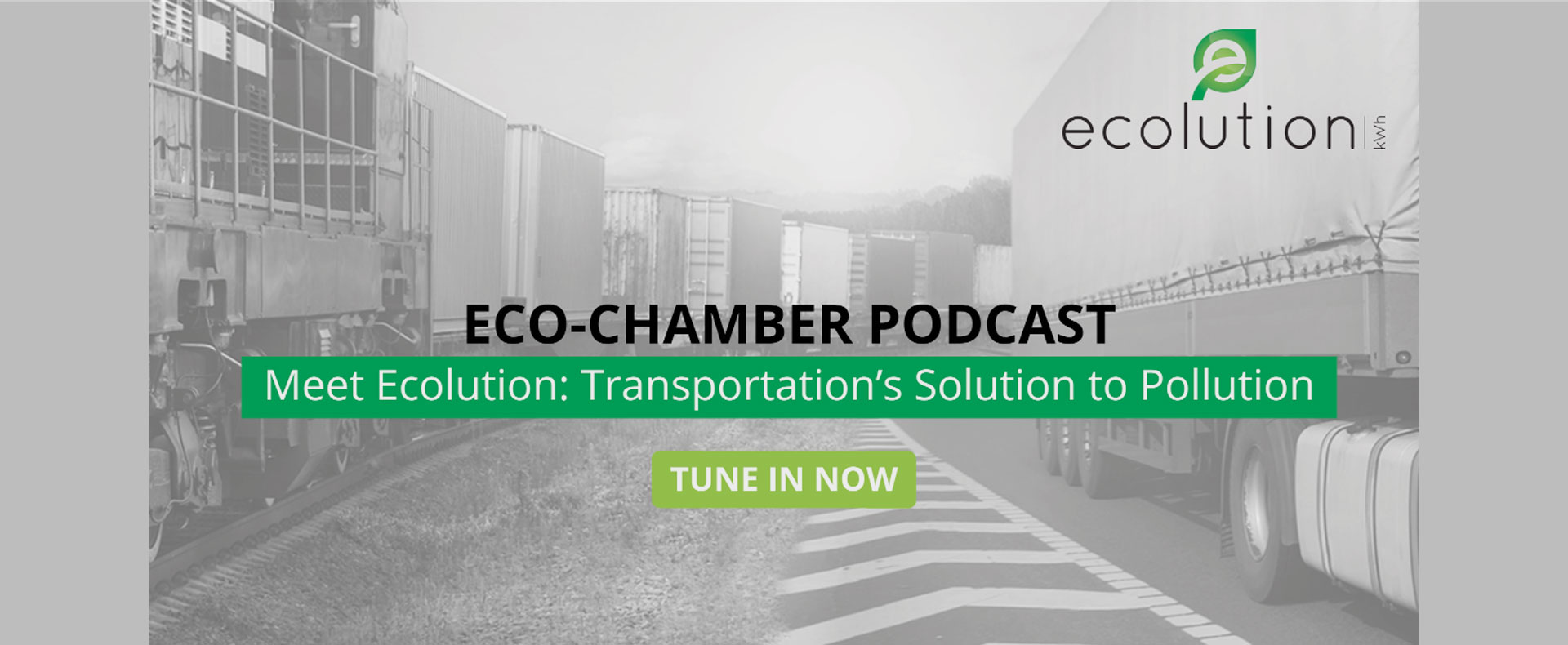 Meet Ecolution: Transportation's Solution to Pollution