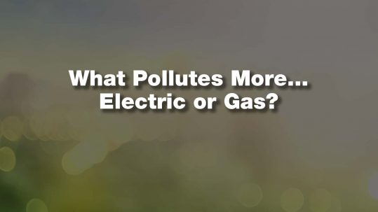 What Pollutes More?